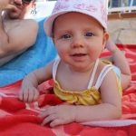 vacaciones con el bebe