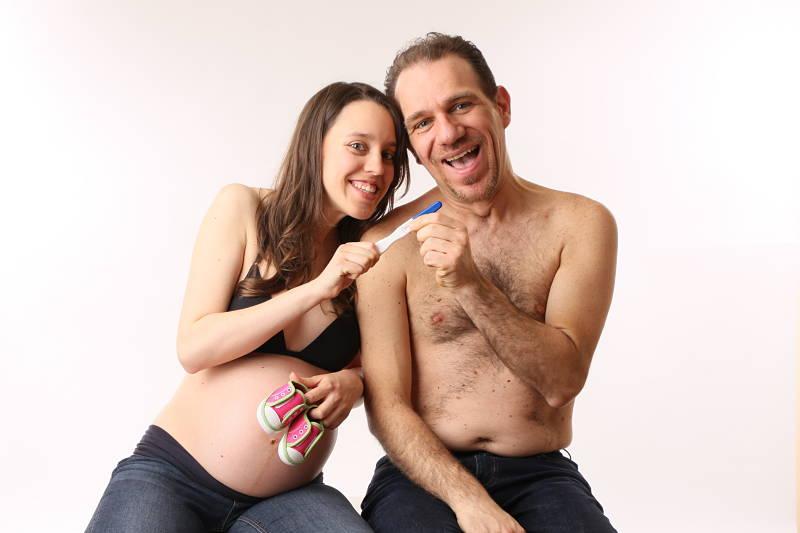 test de embarazo caducado