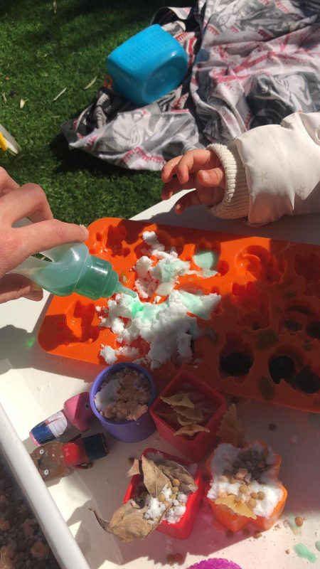 colorante para niños