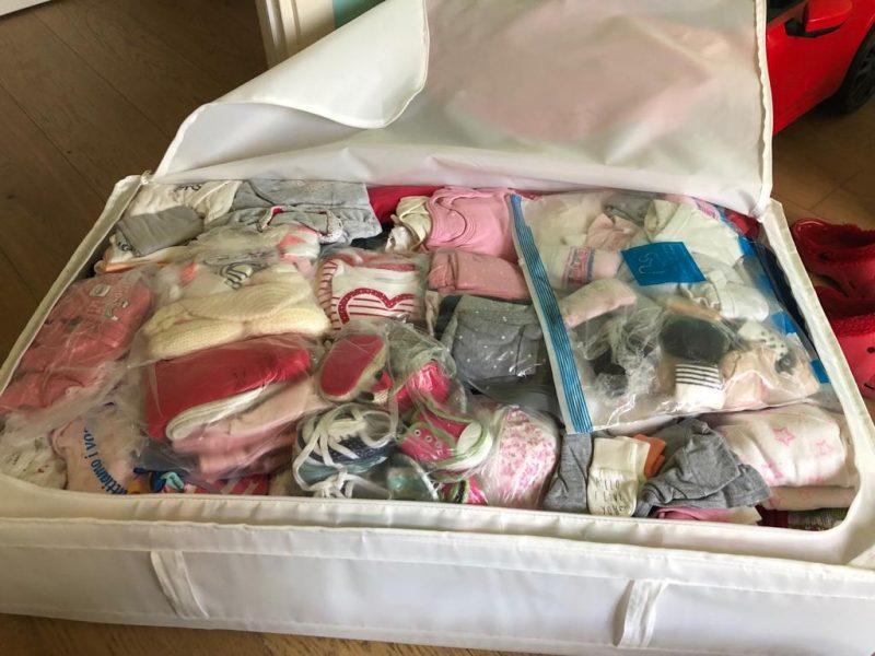 metodo konmarie almacenar ropa