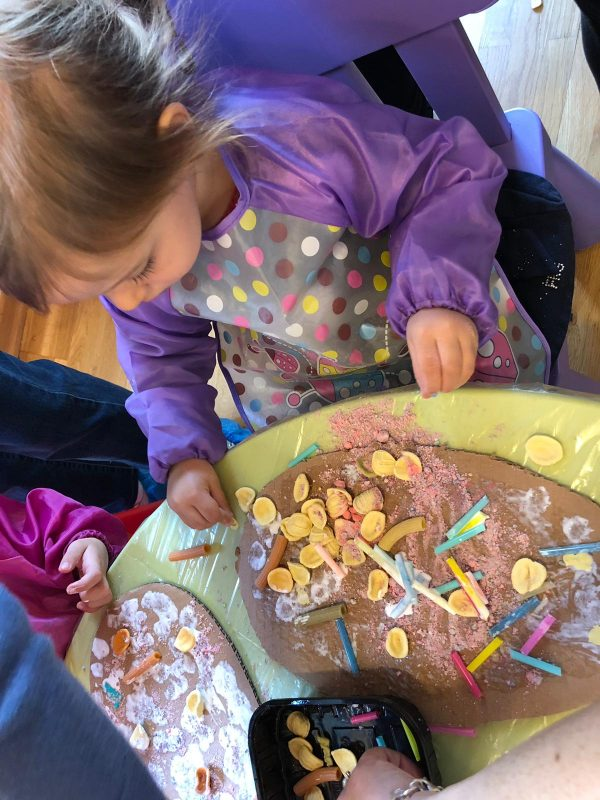 manualidades pascua niños