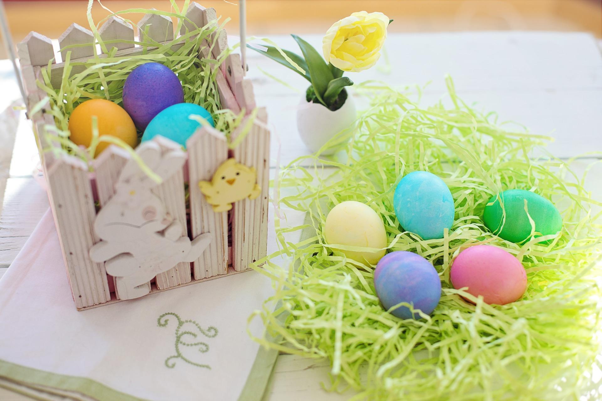 actividades de Pascua