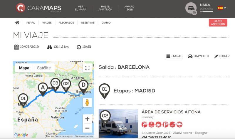 caramaps app