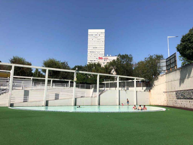 mejor piscina para niños barcelona