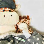 curar el resfriado en niños de dos años