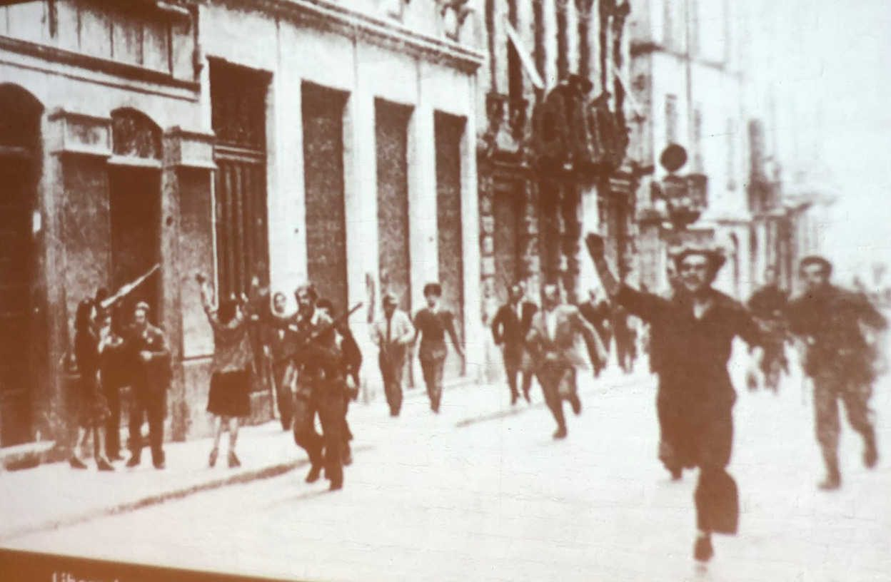 liberacion italia